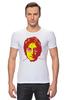 """Футболка Стрэйч """"Джон Леннон"""" - битлы, битлз, джон леннон"""