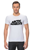 "Футболка Стрэйч ""Arctic Monkeys"" - uk, arctic monkeys, indie rock, инди-рок, арктические мартышки"