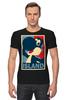 "Футболка Стрэйч ""Yoshi (Mario)"" - obey, mario, island, йоши"
