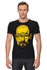"Футболка Стрэйч ""Уолтер Уайт"" - во все тяжкие, pixel art, пиксели, 8 бит, breaking bad, walter white, уолтер уайт, heisenberg"