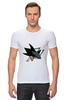 """Футболка Стрэйч """"Сан-Хосе Шаркс """" - хоккей, nhl, нхл, san jose sharks, сан-хосе шаркс"""