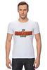 "Футболка Стрэйч (Мужская) ""Anaheim Ducks"" - хоккей, nhl, нхл, anaheim ducks, анахайм дагз"