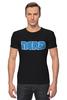 "Футболка Стрэйч ""Nerd (Sega)"" - пародия, sega, nerd"