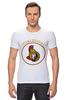 """Футболка Стрэйч (Мужская) """"Ottawa Senators"""" - спорт, хоккей, nhl, нхл, ottawa senators"""