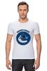 """Футболка Стрэйч (Мужская) """"Vancouver Canucks"""" - хоккей, nhl, нхл, vancouver canucks, ванкувер кэнакс"""