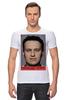 """Футболка Стрэйч """"Свободу Навальному"""" - навальный, свобода, свободу"""