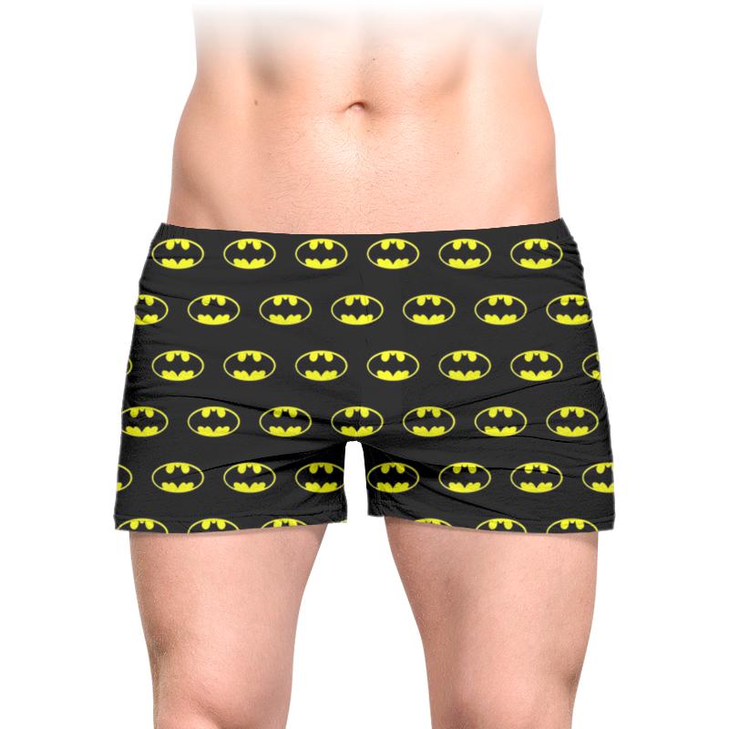 Трусы мужские с полной запечаткой Printio Batman мужские трусы n2 u