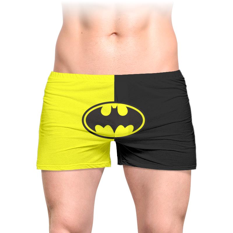 Трусы мужские с полной запечаткой Printio Batman трусы мужские ярослав