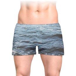 """Трусы мужские с полной запечаткой """"Океан"""" - фото, море, вода, океан"""