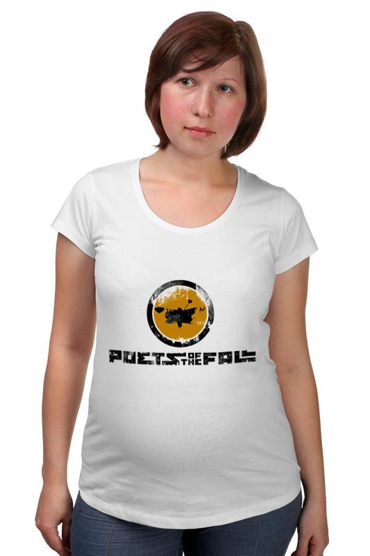 Футболка для беременных Printio Poets of the fall футболка для беременных printio season of the witch