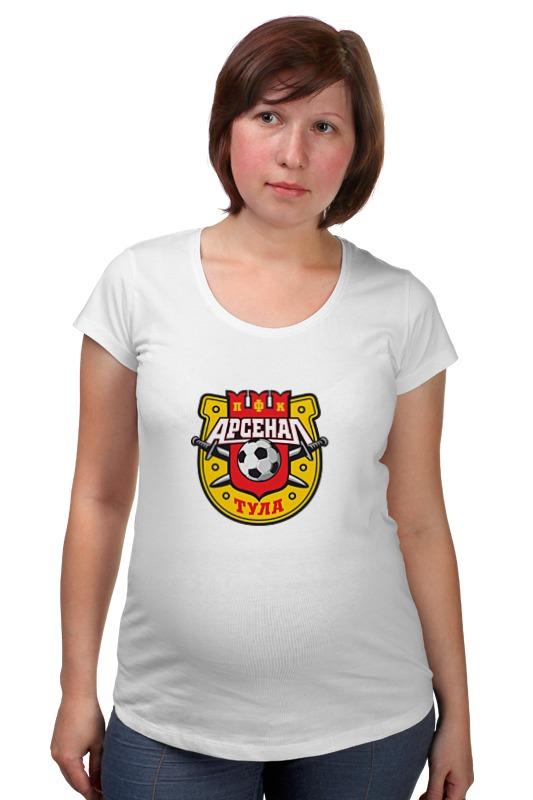 Футболка для беременных Printio Фк арсенал тула