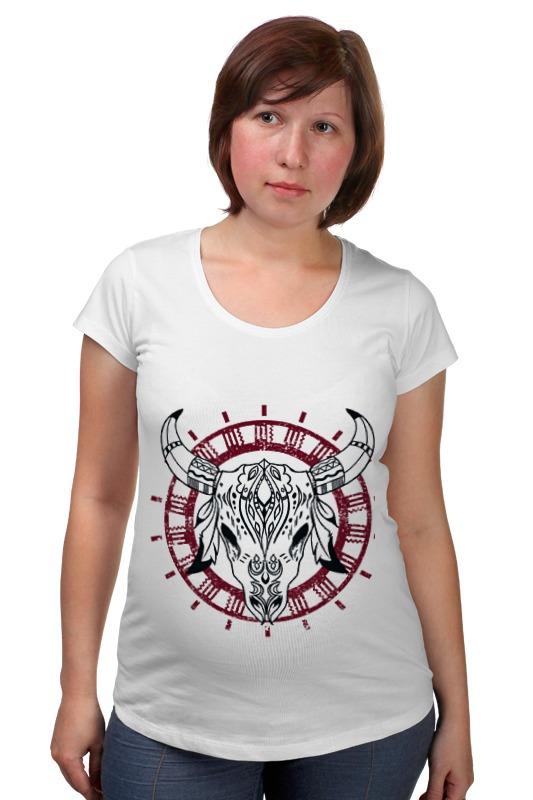 Футболка для беременных Printio Инди бык футболка для беременных printio бешенный бык raging bull
