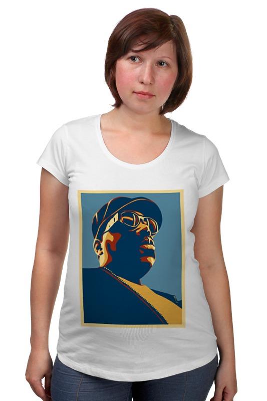 Футболка для беременных Printio The notorious b.i.g. футболка для беременных printio bring me the horizon