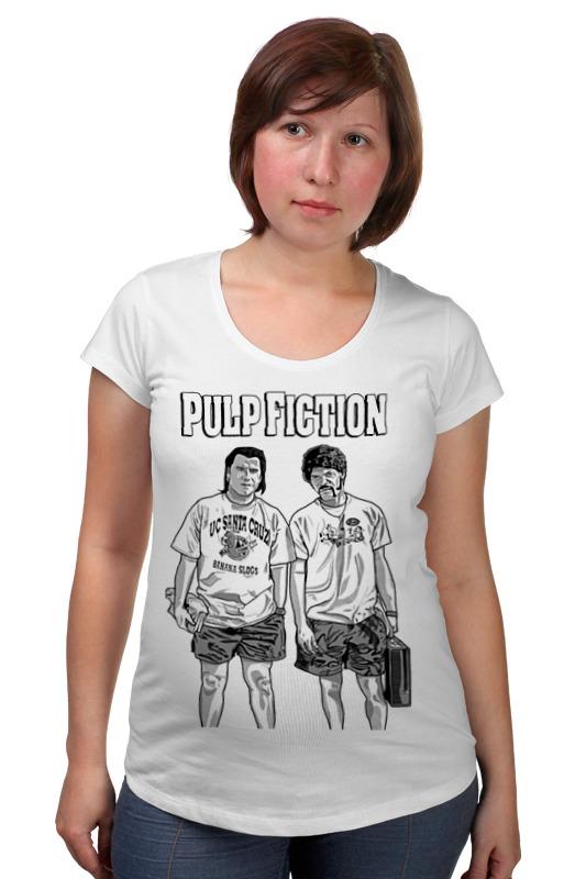 Футболка для беременных Printio Pulp fiction футболка для беременных printio html5