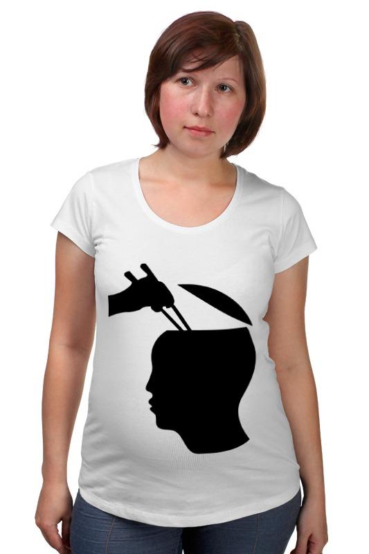 Футболка для беременных Printio Палочки для суши футболка wearcraft premium printio палочки для суши