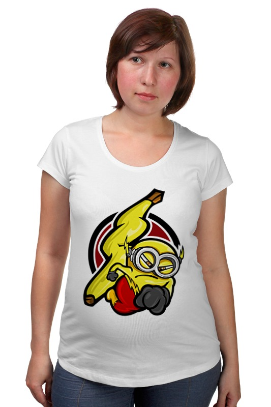 Футболка для беременных Printio Banana flash футболка для беременных printio россия украина