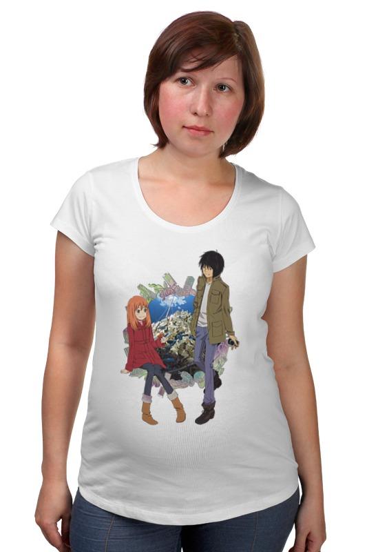 Футболка для беременных Printio К востоку от рая / eden of the east футболка для беременных printio season of the witch