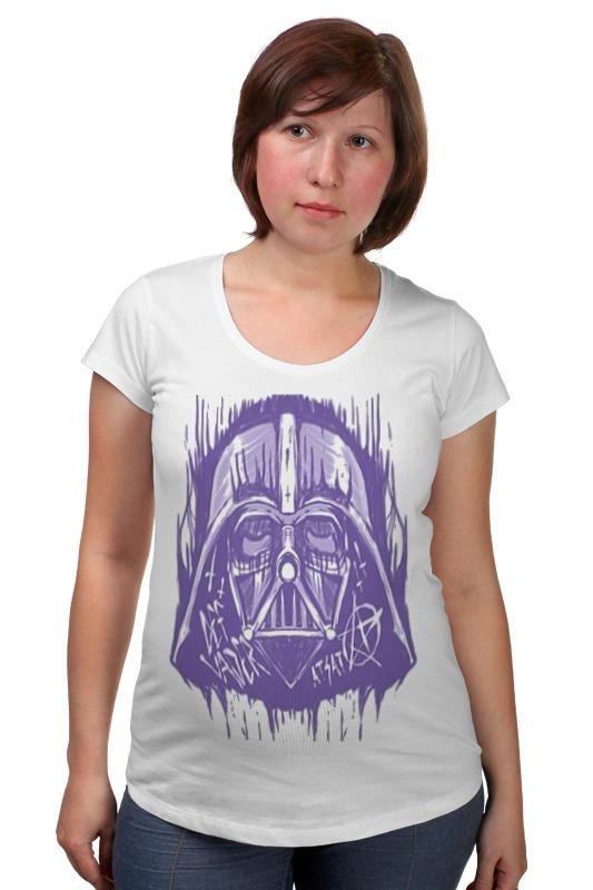 Футболка для беременных Printio Anakin skywalker футболка для беременных printio elements of harmony