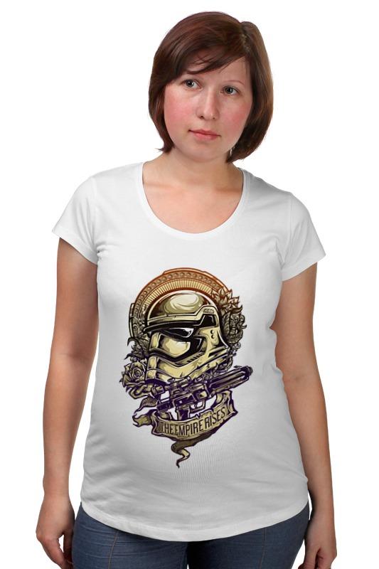 Футболка для беременных Printio Штурмовик - the empire rises футболка для беременных printio bring me the horizon