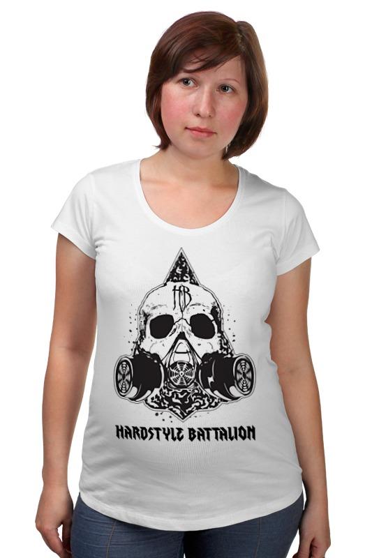 Футболка для беременных Printio Hardstyle battalion футболка для беременных printio elements of harmony