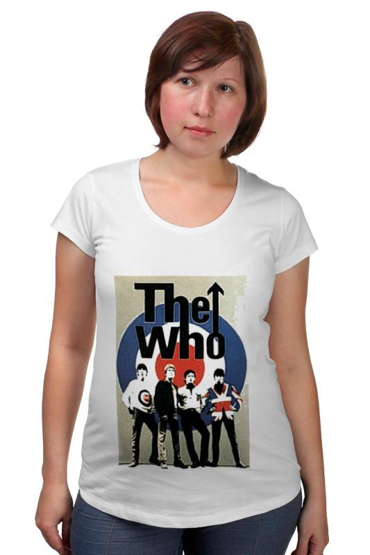 Футболка для беременных Printio The who футболка для беременных printio bring me the horizon