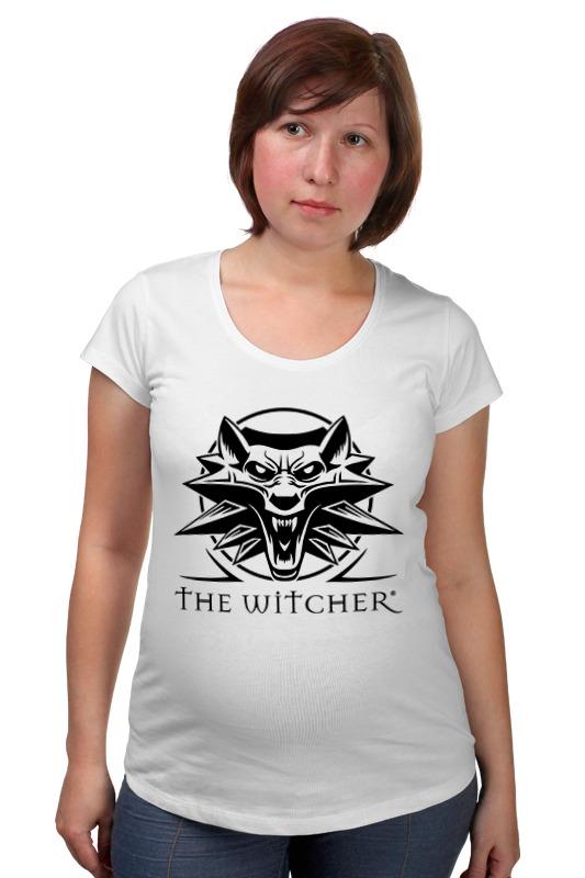 Футболка для беременных Printio Ведьмак (the witcher) футболка для беременных printio bring me the horizon