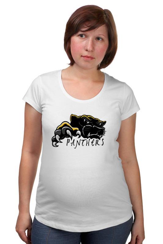 Футболка для беременных Printio Черная пантера сумка printio черная пантера