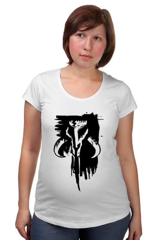 Футболка для беременных Printio Mythosaur футболка для беременных printio the skull of a hero