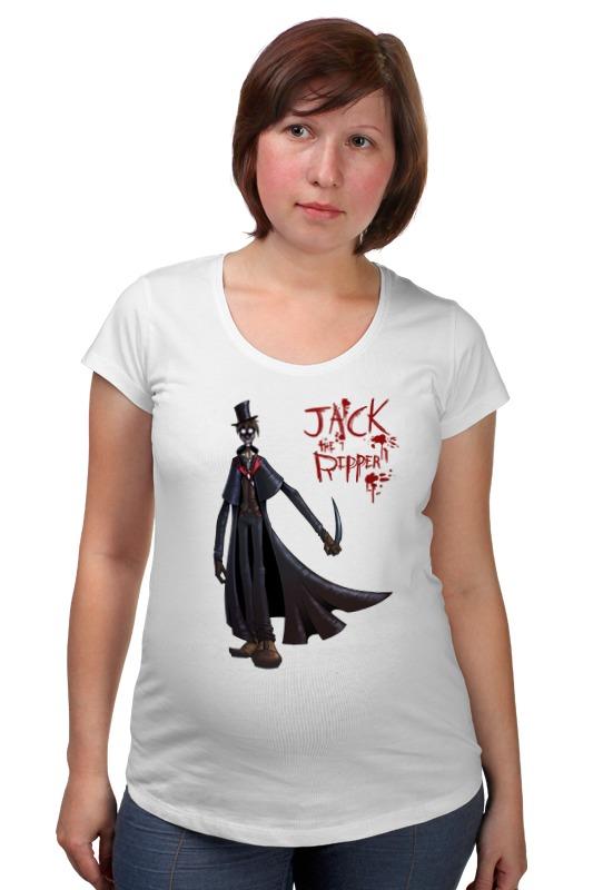 Футболка для беременных Printio Jack ripper jack the ripper hell blade vol 3