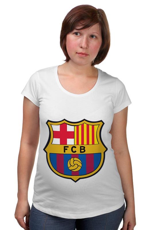 Футболка для беременных Printio Барселона tryp barcelona condal mar hotel 4 барселона