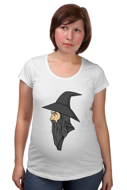 Футболка для беременных Printio Гэндальф (gandalf) футболка для беременных printio властелин колец