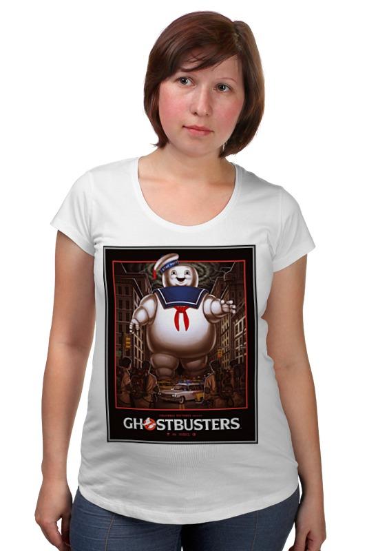 Футболка для беременных Printio Ghost busters футболка для беременных printio россия украина