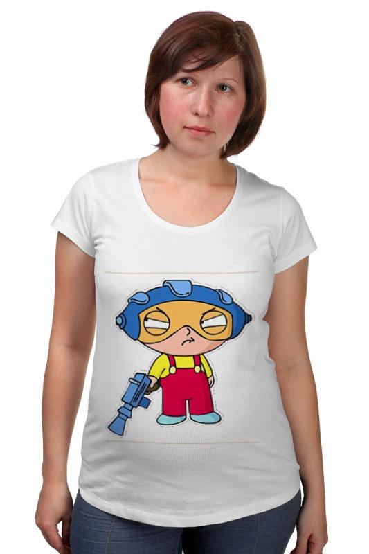 Футболка для беременных Printio Гриффины футболка для беременных printio гаррус вакариан