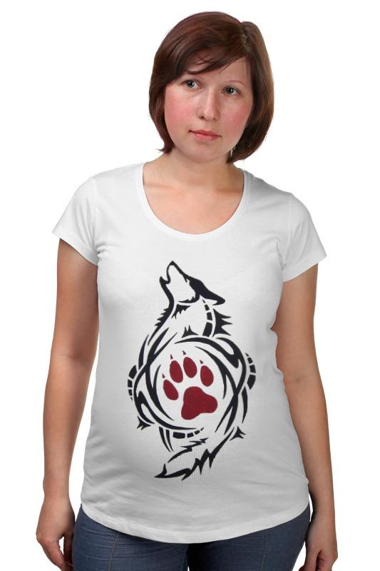 Футболка для беременных Printio Волк арт футболка для беременных printio россия украина