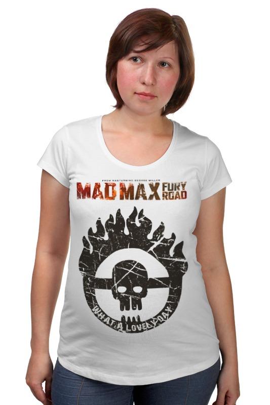 Футболка для беременных Printio Mad max футболка для беременных printio elements of harmony