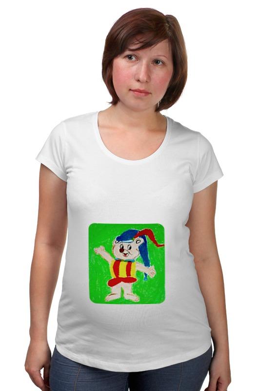 Футболка для беременных Printio Мишка flora express композиция сказочный мишка