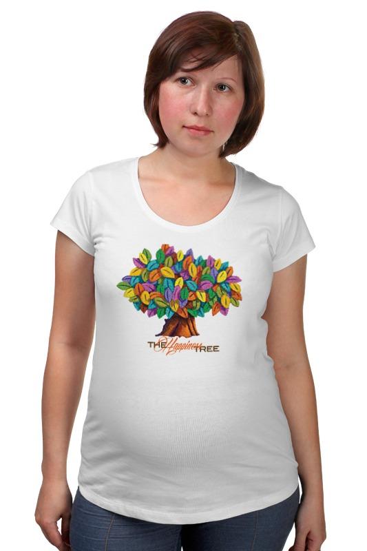 Футболка для беременных Printio Icalistini the happiness tree дерево счастья дерево счастья 15100053р