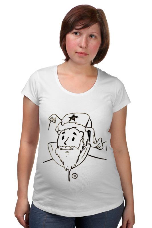 Футболка для беременных Printio Fallout kuz'mich футболка классическая printio fallout фэллаут
