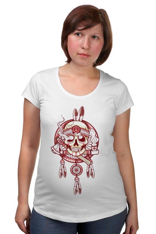 Футболка для беременных Printio Тотем футболка для беременных printio олень тотем