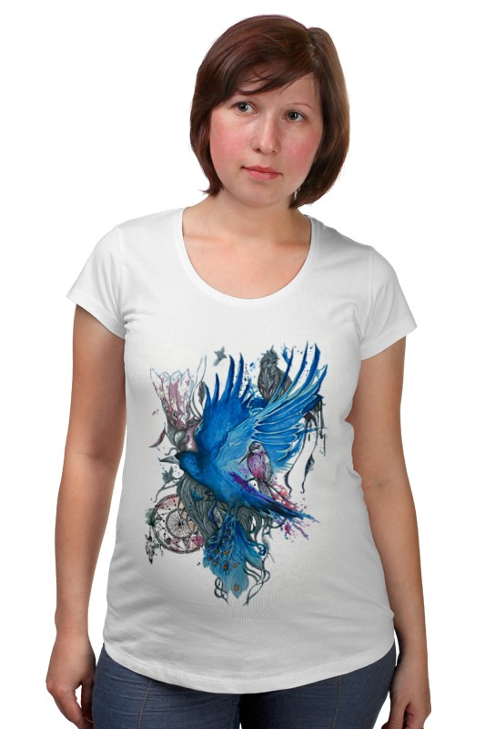Футболка для беременных Printio Art zoo футболка для беременных printio psy art arsb