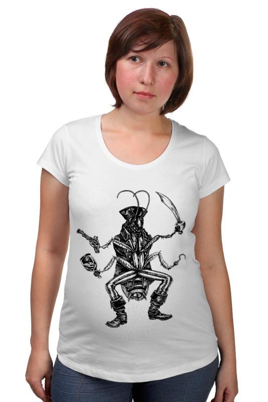 Футболка для беременных Printio Джек - таракан футболка для беременных printio любить всех