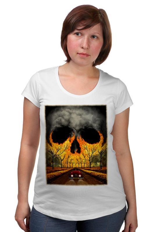 Футболка для беременных Printio Art horror футболка для беременных printio psy art arsb