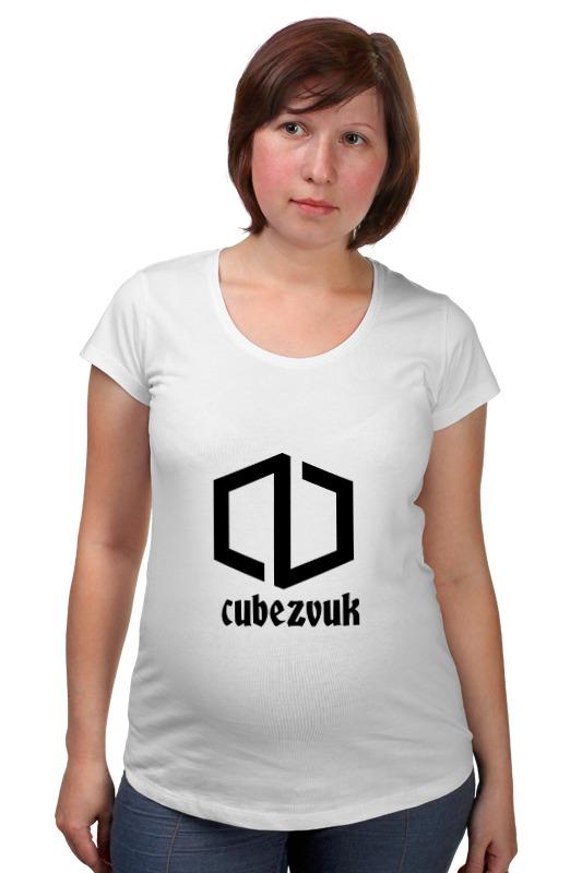 Футболка для беременных Printio Cubezvuk original купить эмблемы для авто заказ