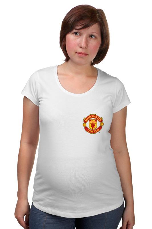 Футболка для беременных Printio Manchester united майка классическая printio manchester united