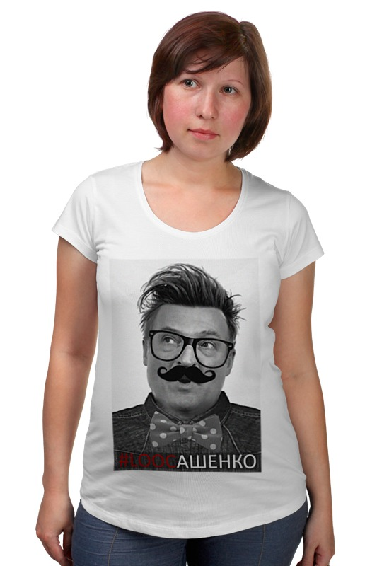 Футболка для беременных Printio #loocашенко футболка для беременных printio авто уаз