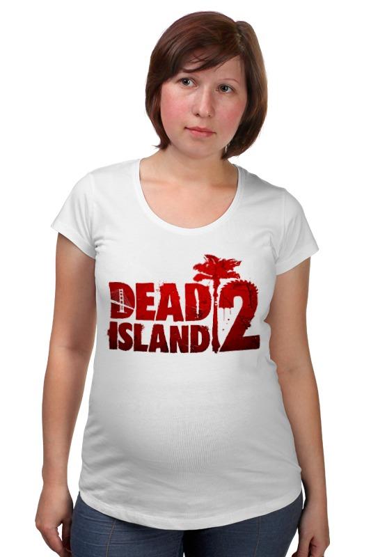 где купить Футболка для беременных Printio Dead island 2 по лучшей цене