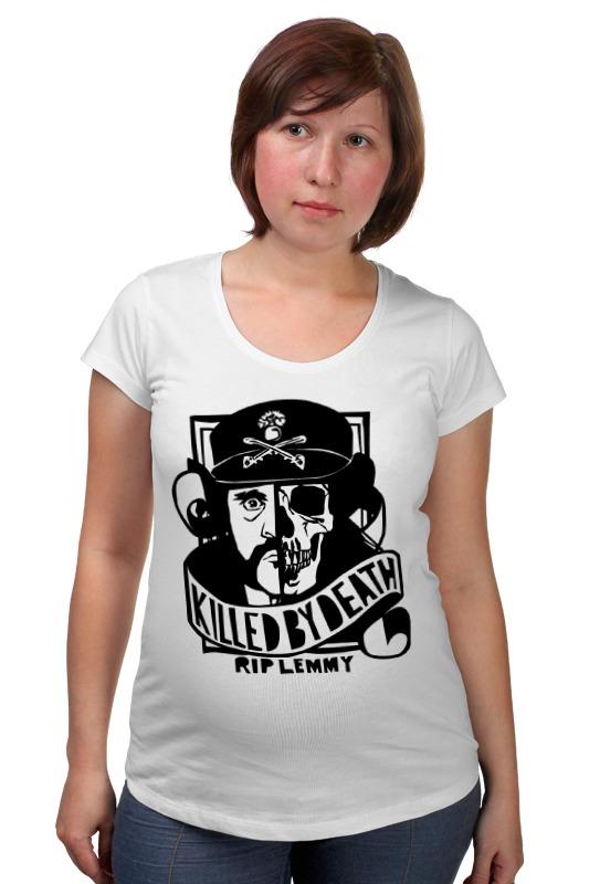 Футболка для беременных Printio Motorhead band футболка стрэйч printio motorhead band