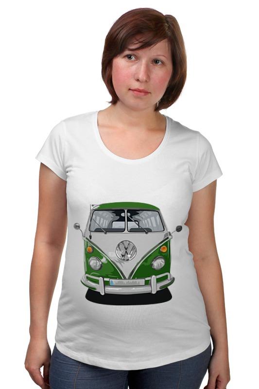 Футболка для беременных Printio Volkswagen автобус volkswagen lt 28