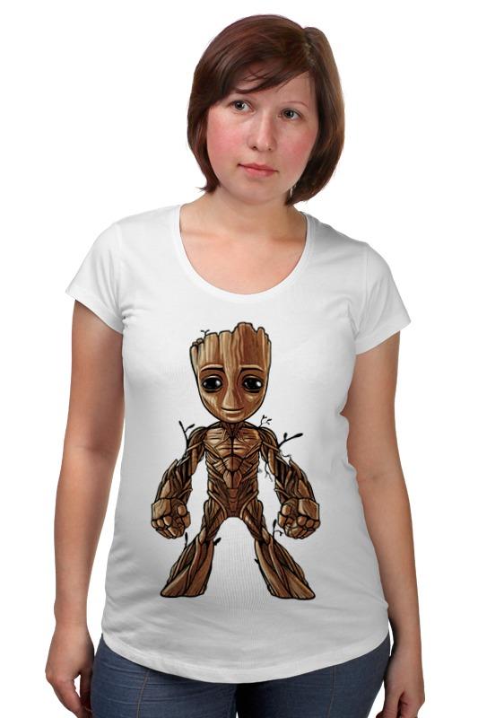 Футболка для беременных Printio I am groot (guardians of the galaxy) футболка для беременных printio season of the witch