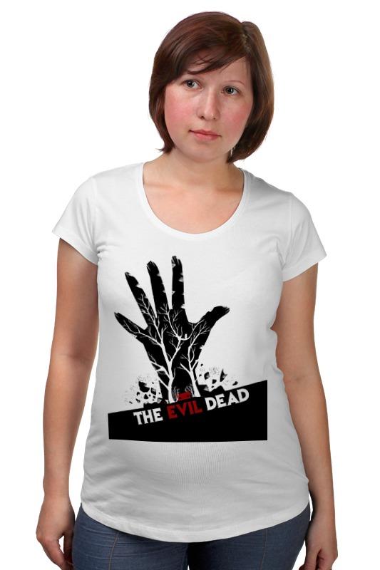Футболка для беременных Printio Evil dead футболка для беременных printio россия украина